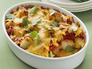 Mexikanisches Kartoffelgratin Rezept