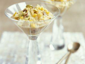 Milchreis mit Mango nach indischer Art Rezept
