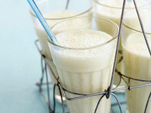 Milchshake mit Banane Rezept