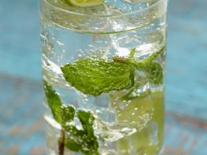 Minz-Cocktail (Mojito) Rezept