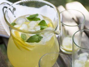 Minz-Limonade Rezept