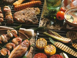 Mixed Grill Rezept