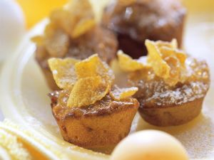 Möhren-Aprikosenmuffins Rezept