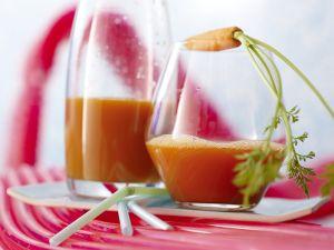Möhren-Drink Rezept