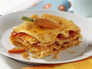 Möhren-Lasagne Rezept