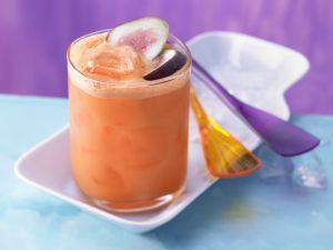 Möhren-Mandarinen-Drink Rezept