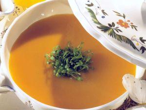 Möhrensuppe mit Orange Rezept