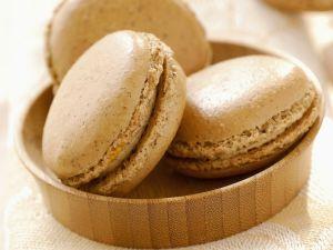 Mokka-Vanille-Makronen Rezept