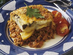 Moussaka: Griechischer Auberginenauflauf Rezept