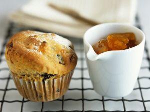 Muffin mit getrocknetem Obst Rezept