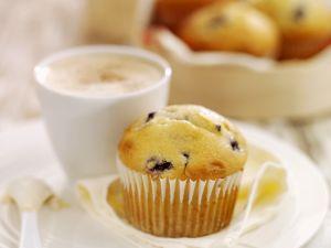 Muffins mit Heidelbeeren Rezept