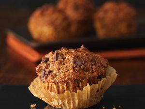Muffins mit Kürbis Rezept