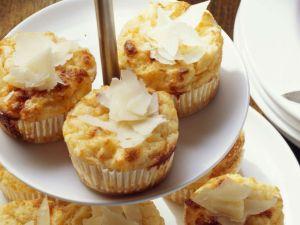 Muffins mit Maisgrieß Rezept