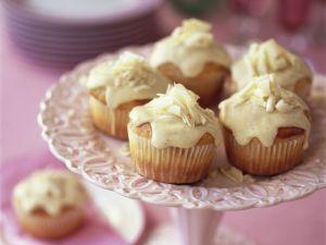 Muffins mit weißer Schokolade Rezept