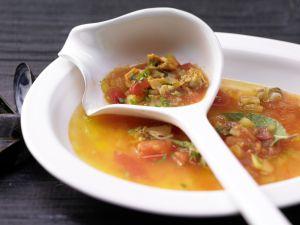 Muschelsuppe Rezept