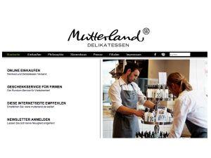 Mutterland: Feines aus Hamburg