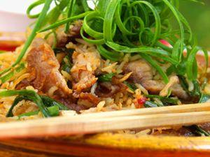 Nasi Goreng Rezept