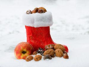 Nikolausstiefel füllen: 5 gesunde Leckereien