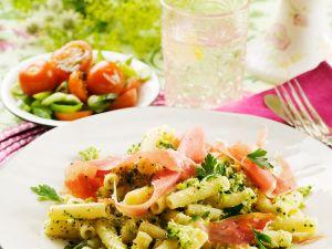 Nudeln mit Brokkolisauce Rezept