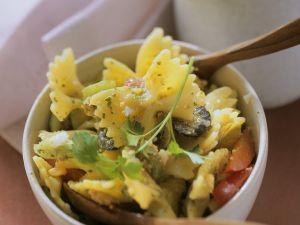 Nudelsalat mit Thunfisch Rezept