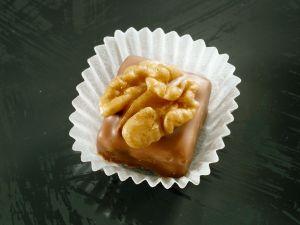 Nuss-Marzipan-Praline Rezept