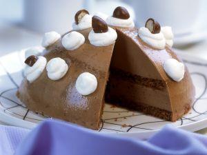 Nuss-Nougat-Torte Rezept