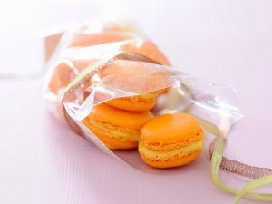 Orangen-Macarons Rezept