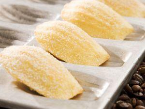 Orangen-Madeleines Rezept