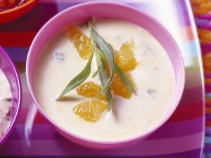 Orangen-Senfsauce Rezept