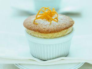 Orangen-Soufflés Rezept