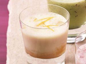 Orangendrink mit Joghurt Rezept