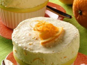 Orangeneis Rezept