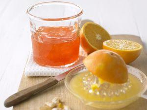 Orangengelee mit Campari Rezept