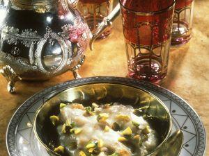 Orientalische Rosencreme Rezept