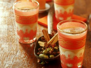 Orientalischer Gewürztee Rezept