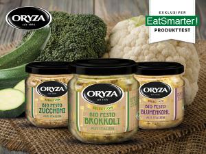 Wir haben 25 Produkttester für ORYZA gesucht