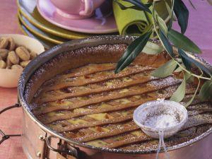 Osterkuchen auf italienische Art Rezept