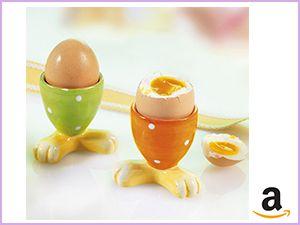 Österliche Eierbecher