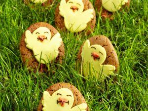 Osterplätzchen mit Küken Rezept