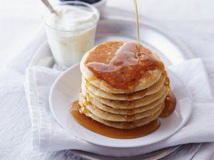 Pancakes Rezept