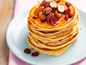 Pancakes mit Buttermilch Rezept