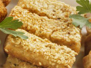 Panierter Tofu Rezept