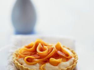 Papaya-Tortelett Rezept