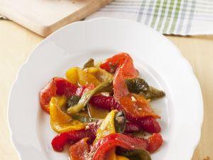 Paprika in Marinade Rezept
