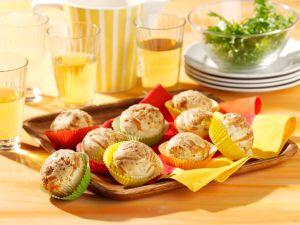 Parmesan-Muffins Rezept