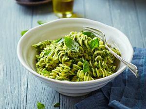 Nudeln mit Pesto Rezepte