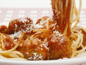 Pasta mit Tomatensoße Rezept
