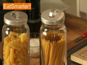 Pasta richtig auswählen