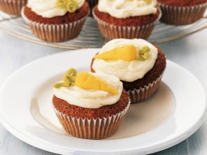 Pastinaken-Muffins Rezept