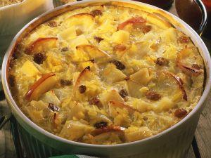 Pastinaken-Reisauflauf Rezept